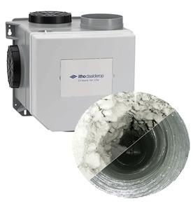 Mechanische ventilatie groot onderhoud