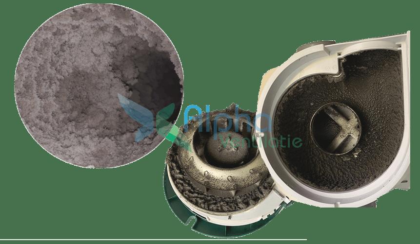 mechanische ventilatie reiniging
