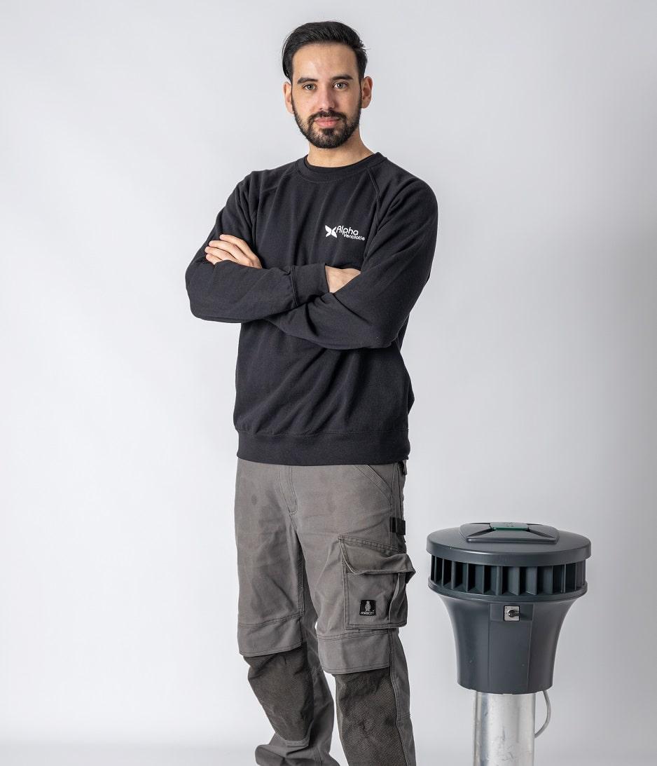 Wat is een dakventilator