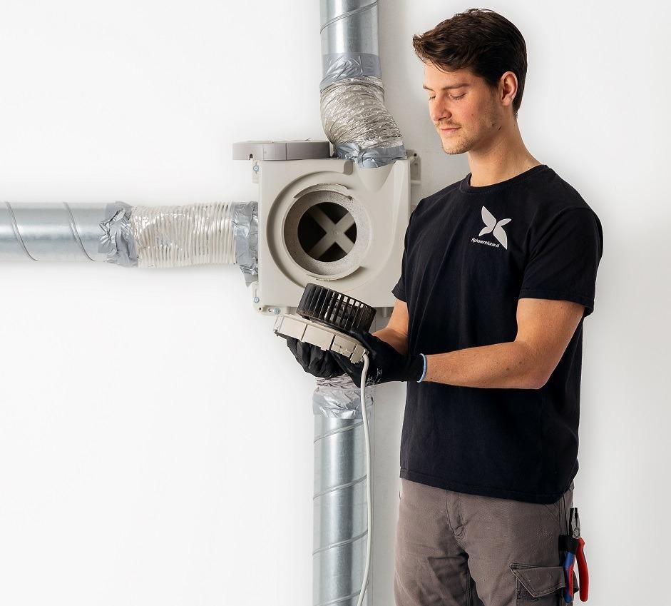 Mechanische ventilatie onderhoud