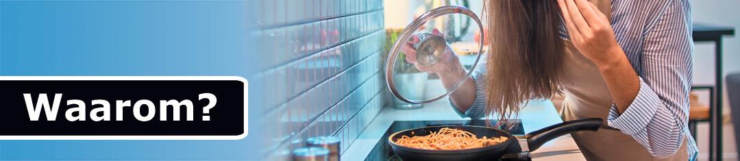 waarom afzuiging in de keuken