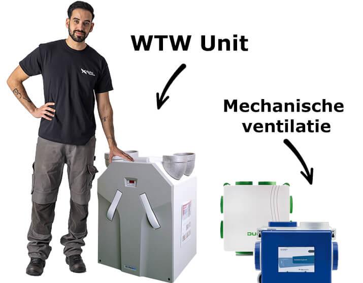 Wat voor ventilatiesysteem heb ik