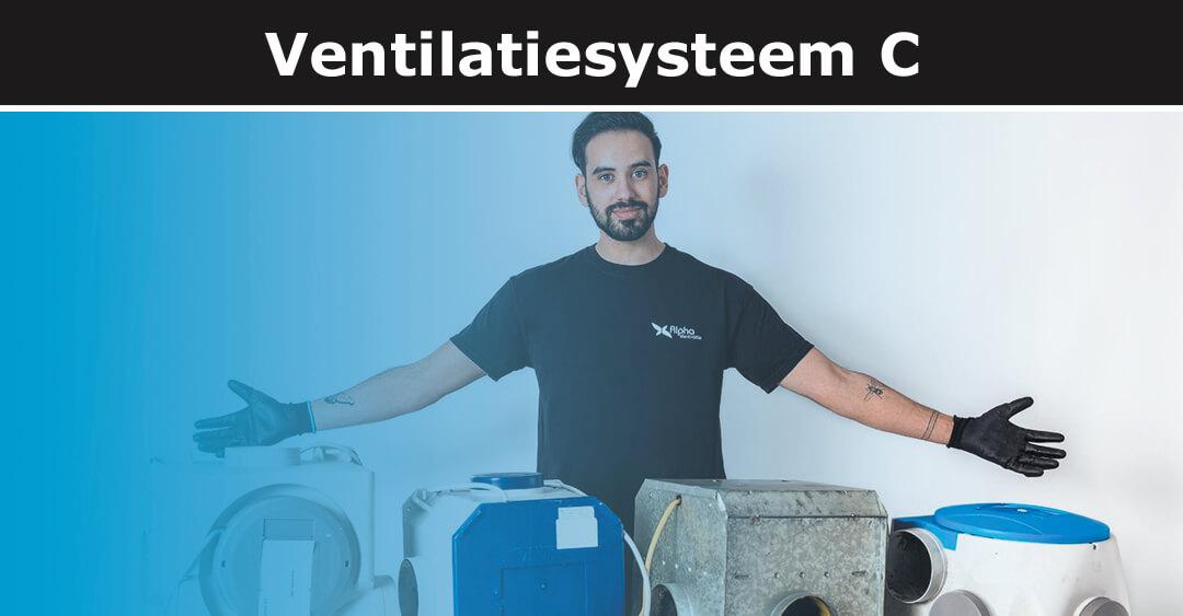 ventilatiesysteem C