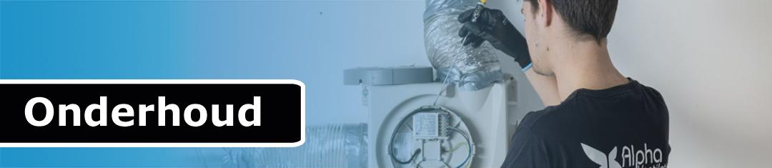geluid verminderen ventilatie met onderhoud