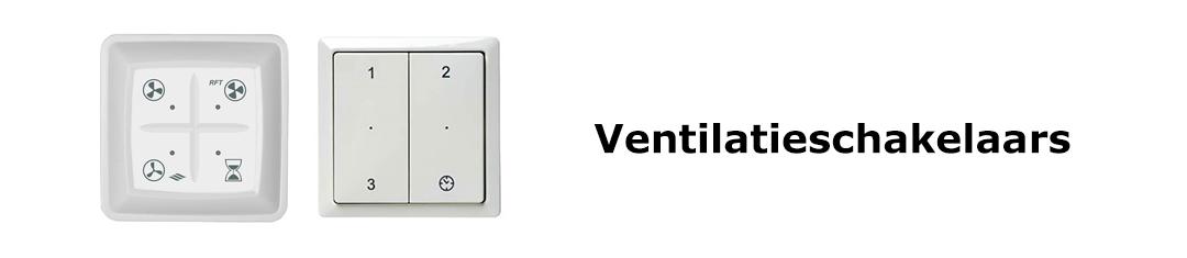 ventilatieschakelaars