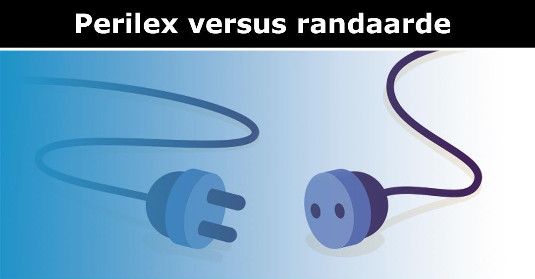 perilex of randaarde het verschil