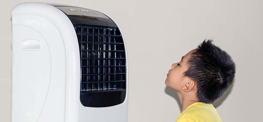 Mobiele airco