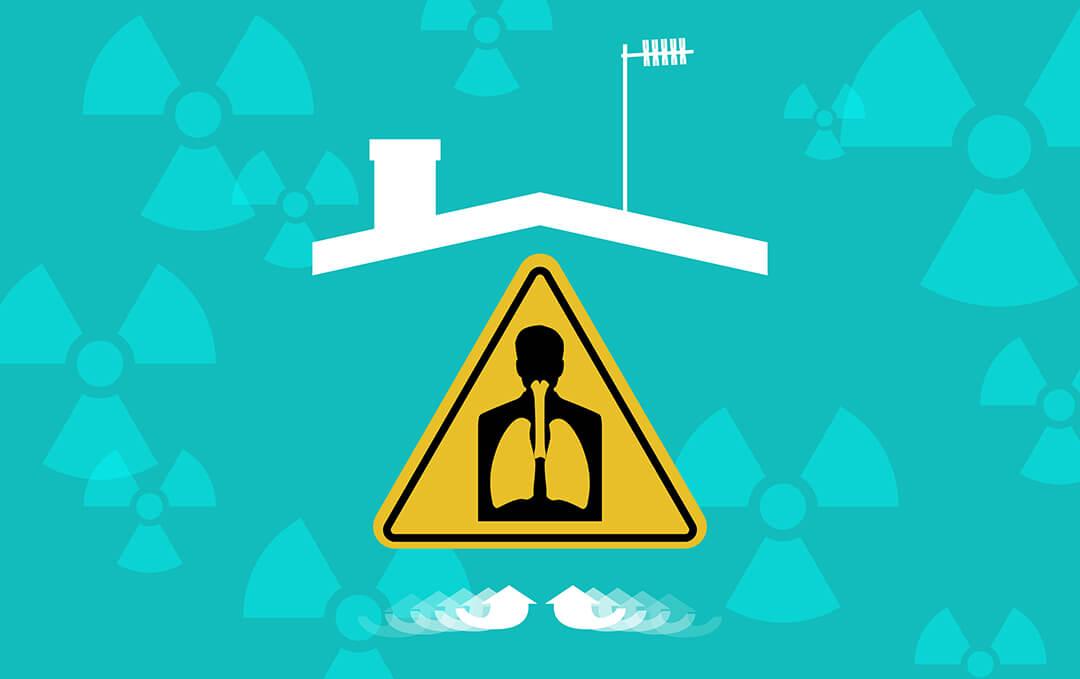 Radon in de kruipruimte