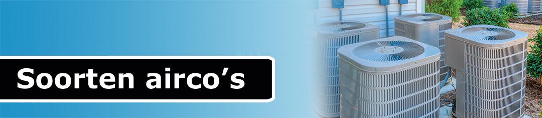 Soorten airco's