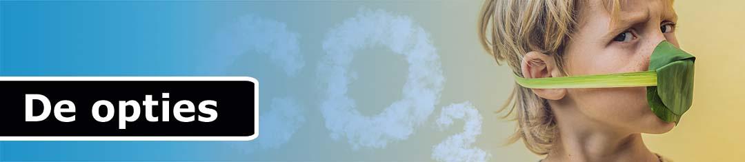 CO2 ventilatie opties