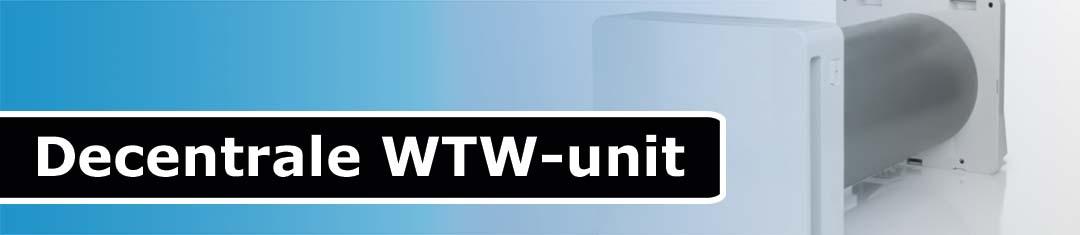 Decentrale WTW unit