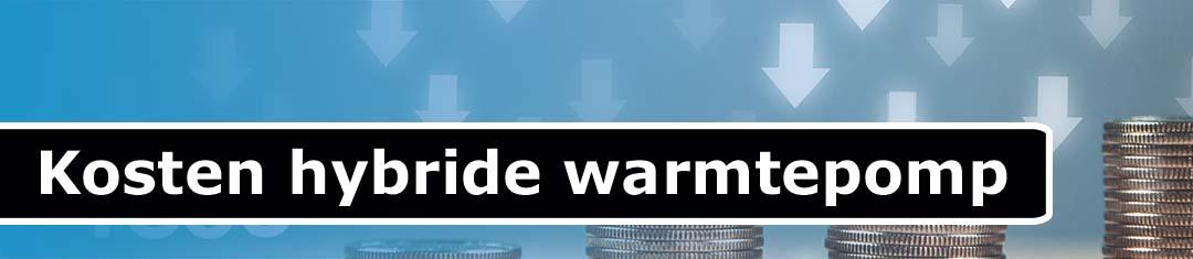 Kosten hybride warmtepomp