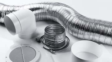 Opties aanleg mechanische ventilatie