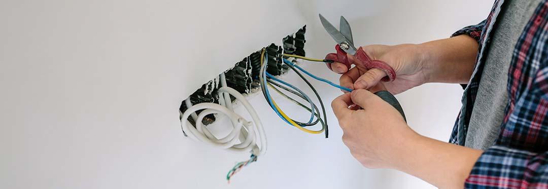 Aanpassing elektra mechanische ventilatie schakelaar