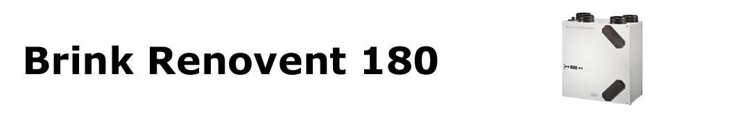 Brink renovent 180