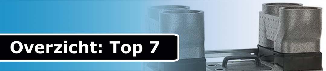 Top 7 kleine WTW units