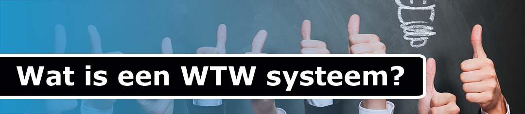 wat is een wtw systeem